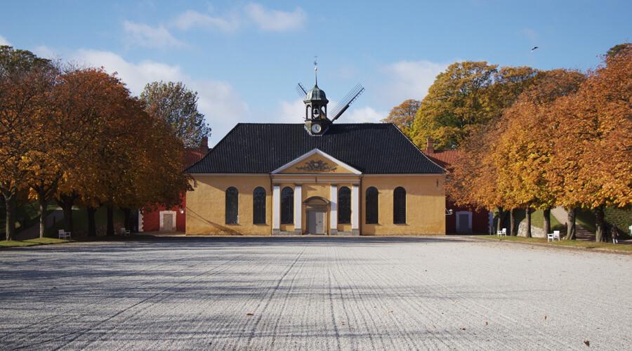 Autumn in Denmark