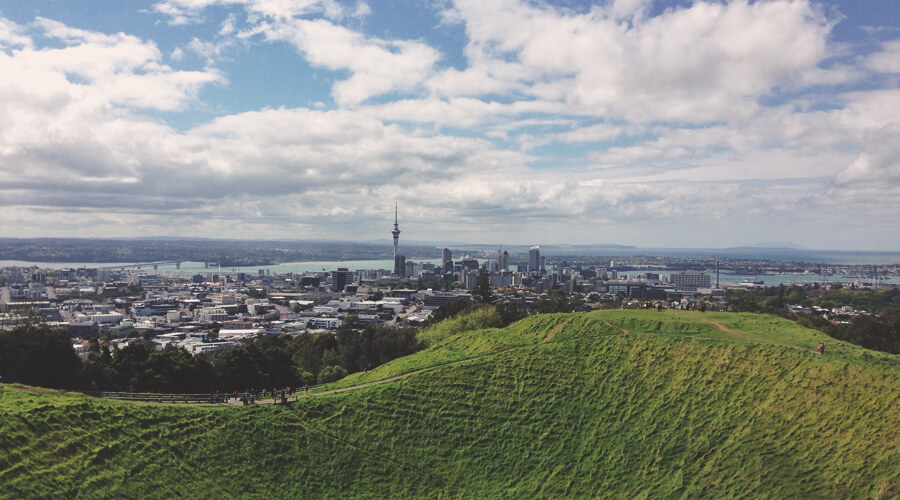Auckland New Zealand to London