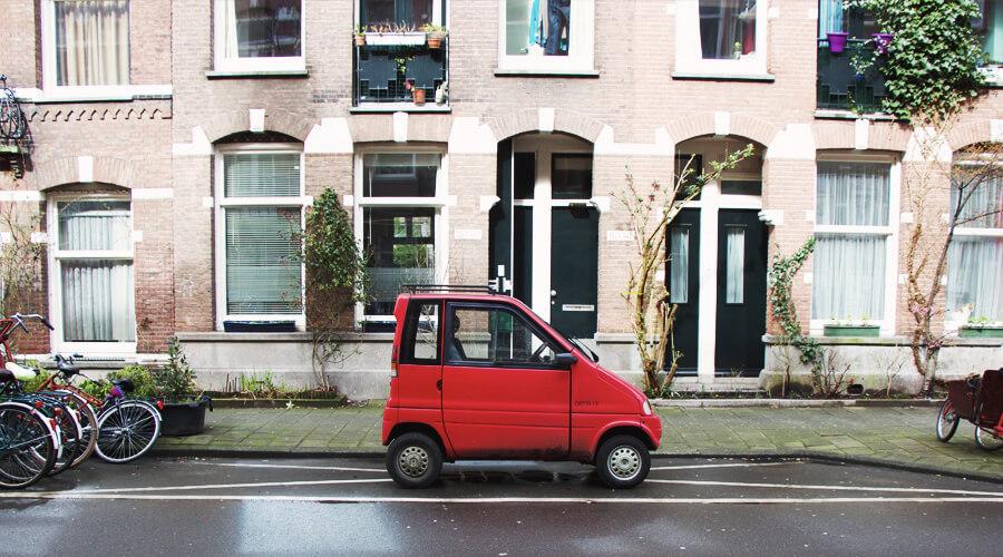 Amsterdam car