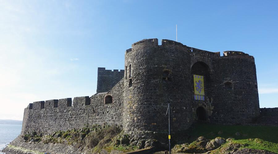 Northern Ireland castle