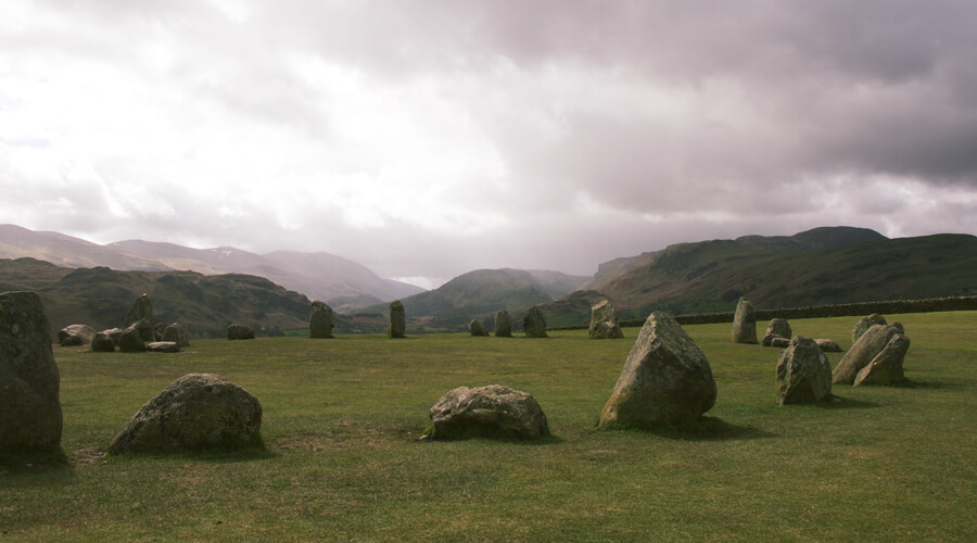 lake district stone circles