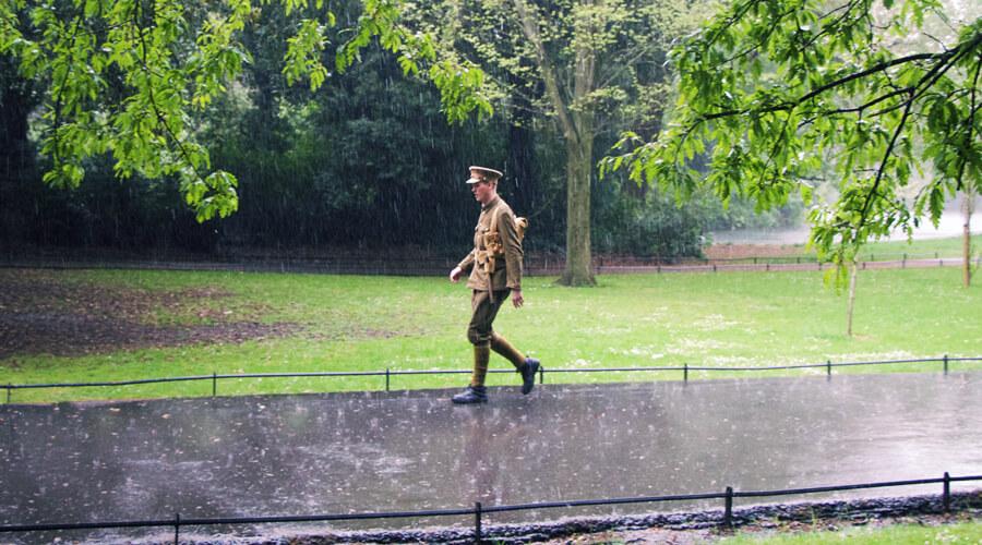 Dublin soldier