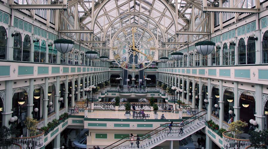 Dublin mall