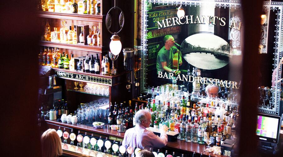 Dublin bar