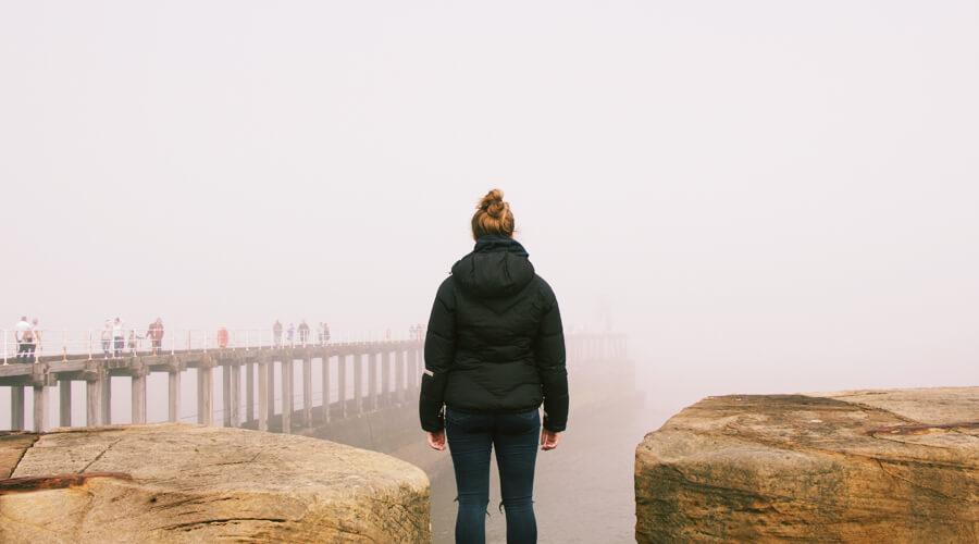Foggy Whitby