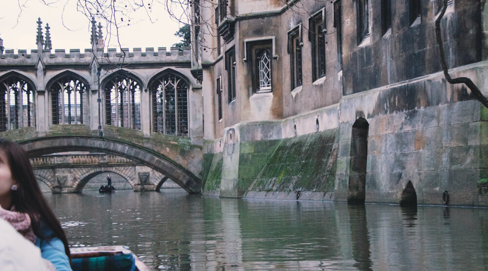 University of Cambridge bridges