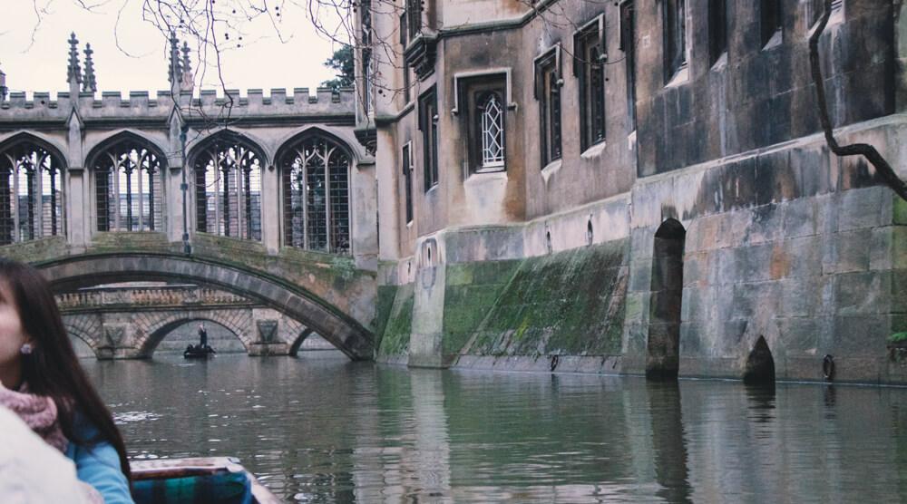 University of Cambridge bridges