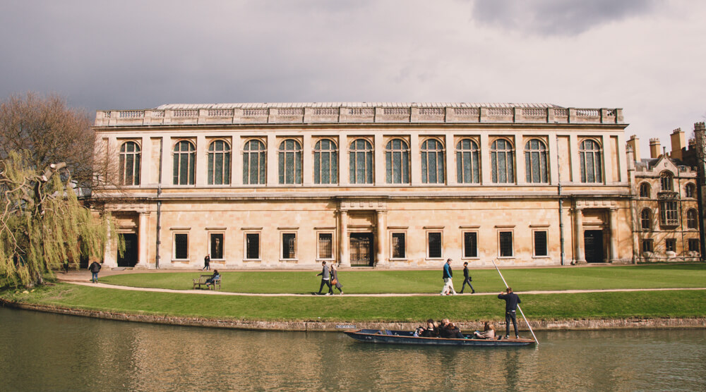 University of Cambridge Library