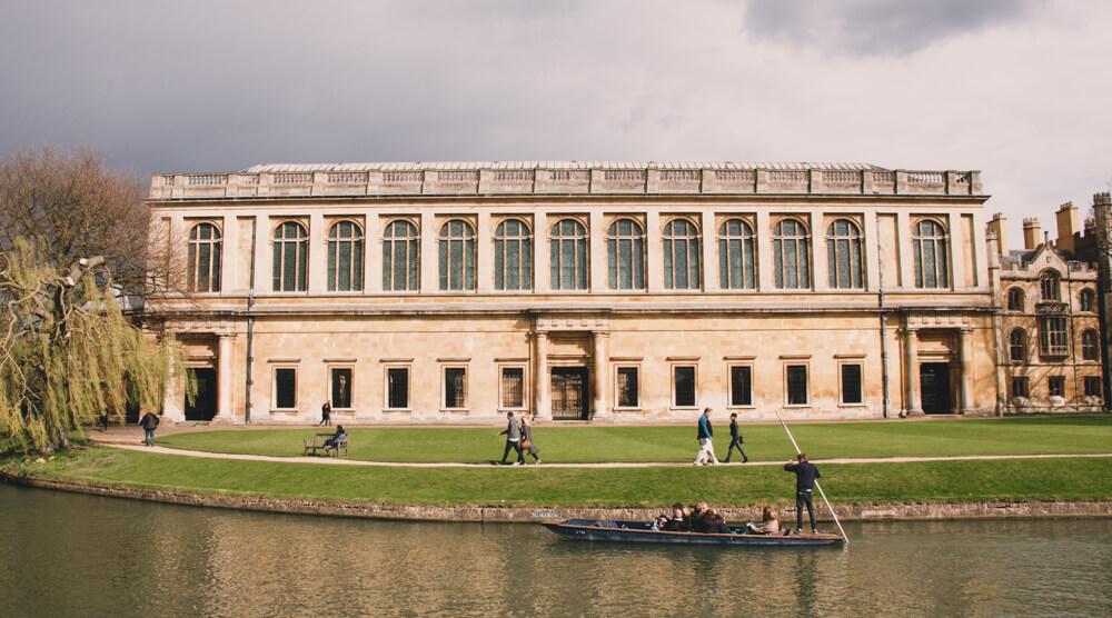 University of Cambridge Library