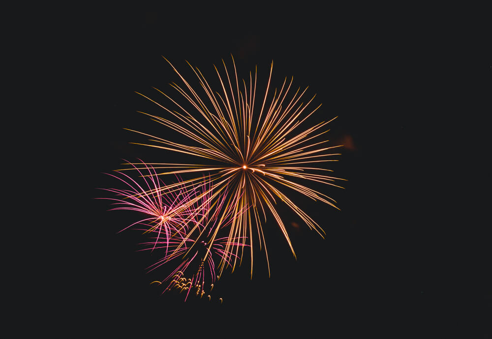 fireworks photo tips