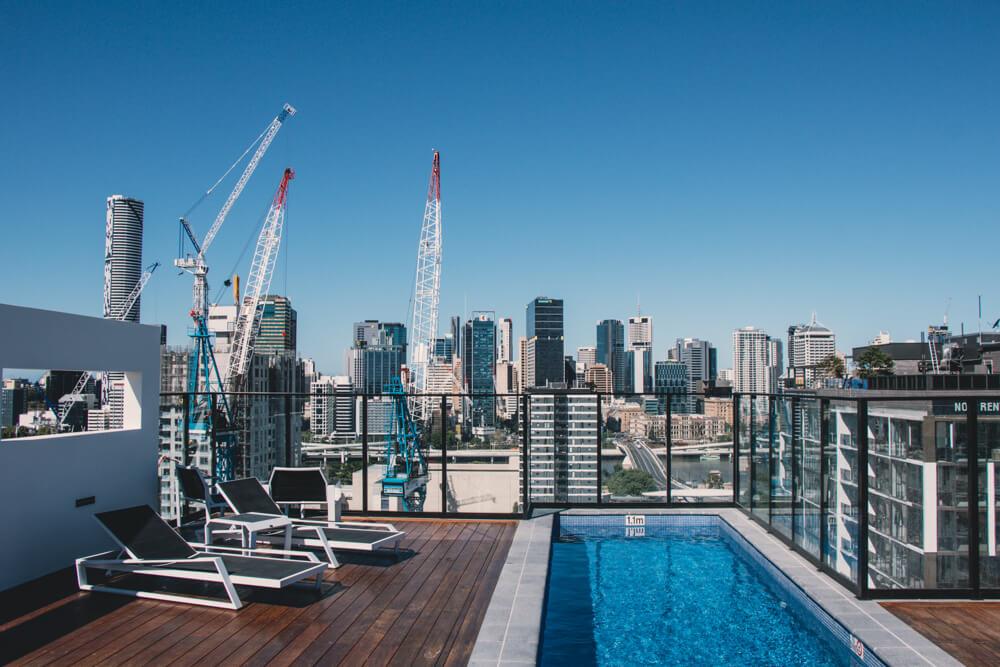 Brisbane roof top
