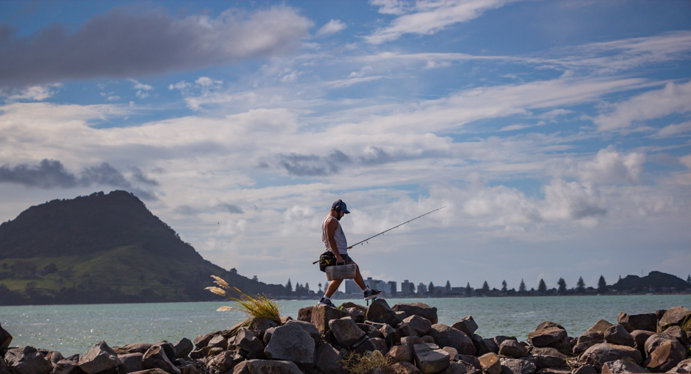 Mount Maunganui fishing