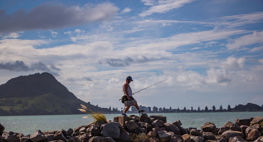 Mount Maunganui fishing