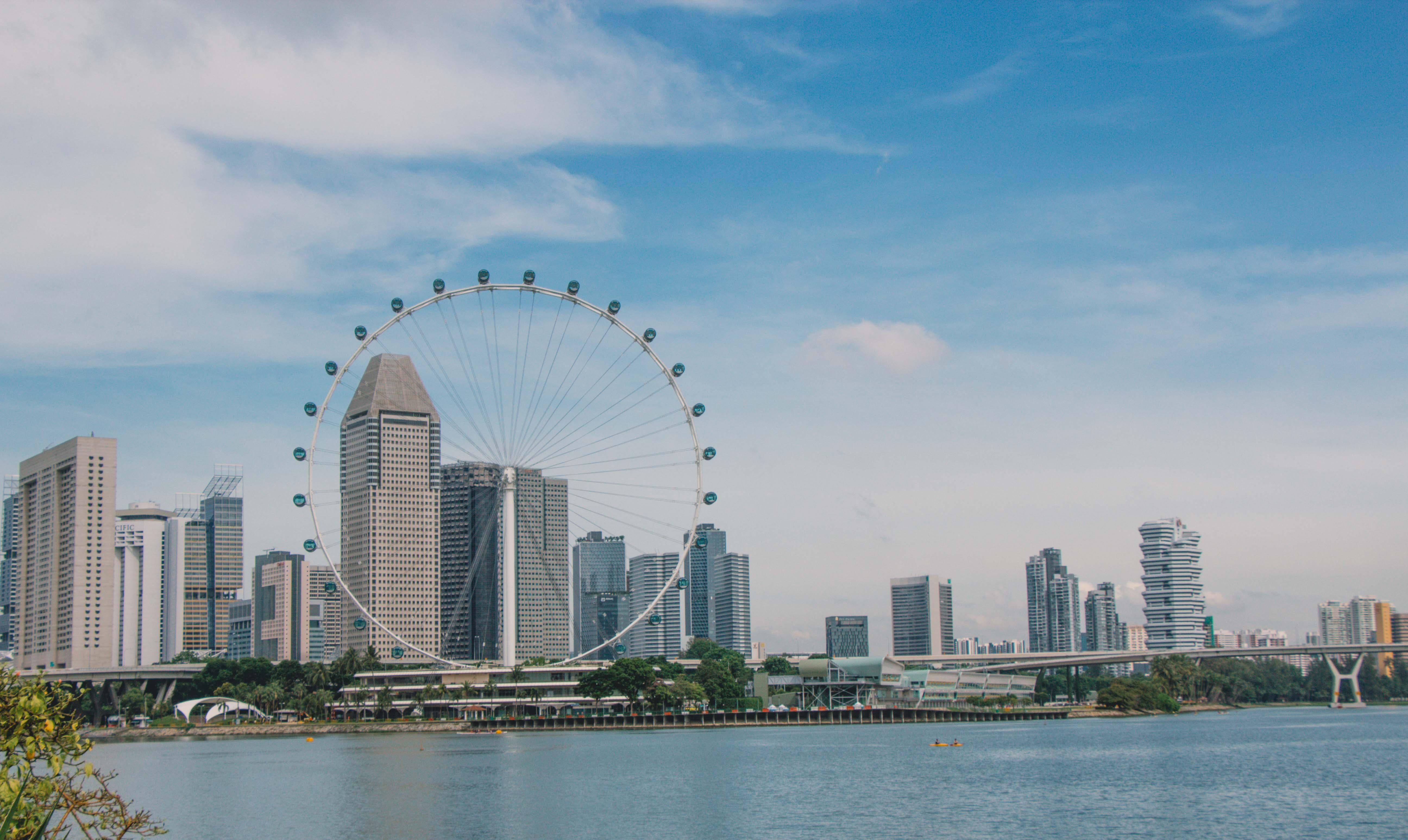 Singapore wheel