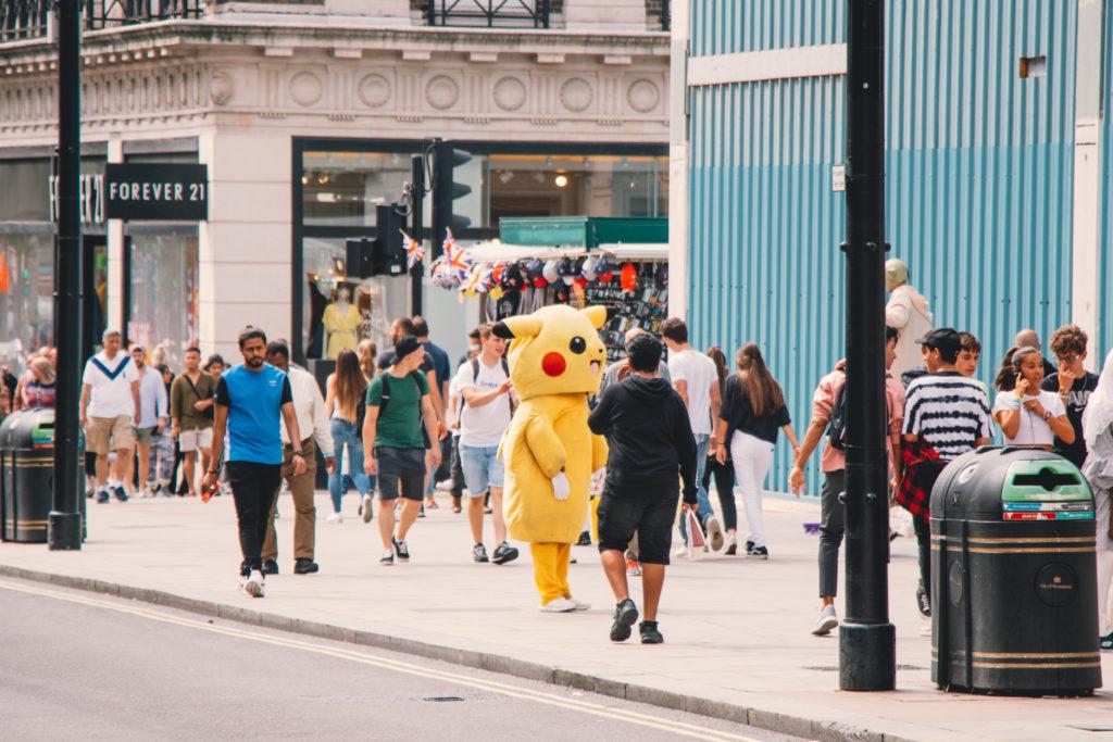 London Pokemon